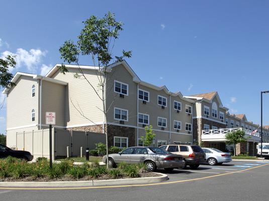 Manchester Pines Senior Apartments