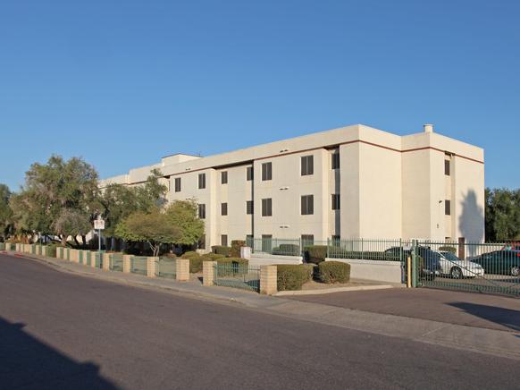 Tanner Terrace